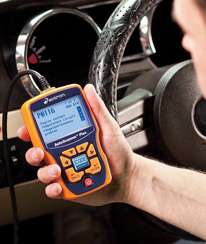 Diagnostic Scanner Engine Light Clear OBD2 Code Reader for Motorbike